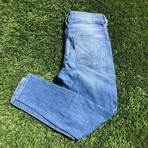 Hudson Skinny Jeans size 25 Light Blue Denim
